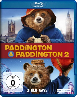 "Das Blu-ray-Cover der Box zu ""Paddington"" (© StudioCanal)"
