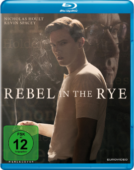 "Das Blu-ray-Cover von ""Rebel in the Rye"" (© EuroVideo)"