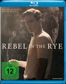 "Das Blu-ray-Cover von ""Rebel in the Rye"" (© EuroVideo)"
