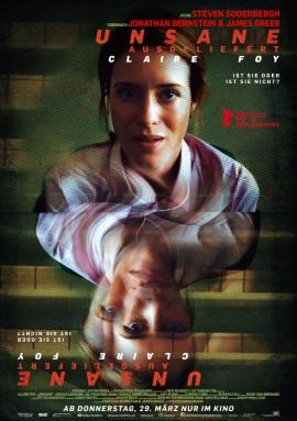 """Das Hauptplakat von """"Unsane"""" (© 20th Century Fox)"""