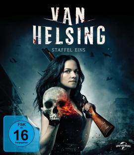 "Das Blu-ray-Cover von ""Van Helsing Staffel 1"" (© Pandastorm Pictures)"