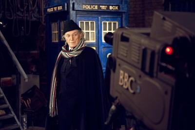 """David Bradley spielt """"den ersten Doctor"""" William Hartnell (© Polyband)"""