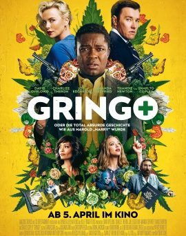 """Das Hauptplakat von """"Gringo"""" (© Tobis Film"""