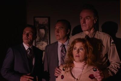 In Twin Peaks benötigt man starke Nerven (© Suzanne Tenner/SHOWTIME)
