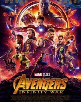 "Das Hauptplakat von ""Avengers - Infinity War"" (© Disney/Marvel)"