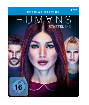 "Das Blu-ray-Cover der limitierten Special Edition von ""Humans"" (© justbridge entertainment)"