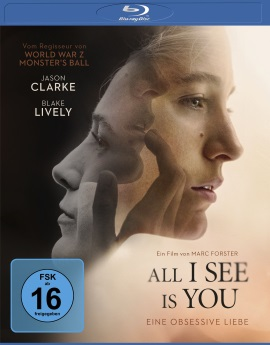 """Das Blu-ray-Cover von """"All I See Is You"""" (© Universum Film)"""