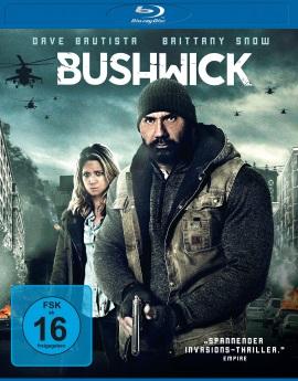 "Das Blu-ray-Cover von ""Bushwick"" (© Universum/Universal)"