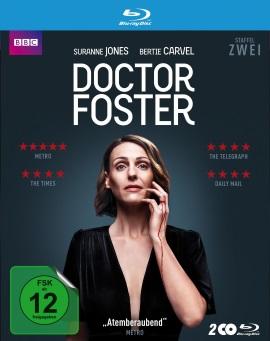 """Das Blu-ray-Cover von """"Doctor Foster Staffel 2"""" (© Polyband)"""