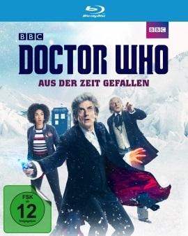 """Das Blu-ray-Cover von """"Doctor Who - Aus der Zeit gefallen"""" (© Polyband)"""