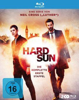 "Das Blu-ray-Cover von ""Hard Sun Staffel 1"" (© Polyband)"