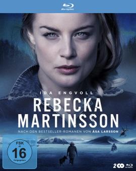 "Das Blu-ray-Cover von ""Rebecka Martinsson"" (© Polyband)"