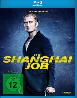 "Das Blu-ray-Cover von ""The Shanghai Job"" (© Capelight Pictures)"