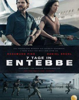 """Das Hauptplakat von """"7 Tage in Entebbe"""" (© eOne Germany)"""