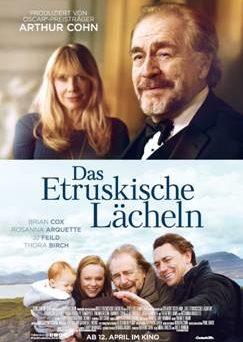 """Das Hauptplakat von """"Das etruskische Lächeln"""" (© Constantin Film)"""