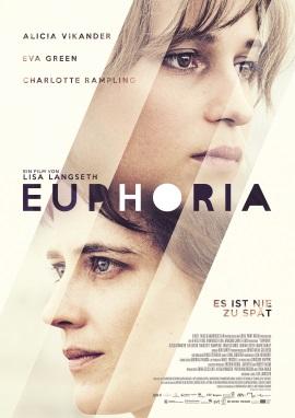 """Das Hauptplakat von """"Euphoria"""" (© Wild Bunch Germany)"""
