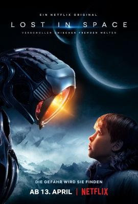 """Das Hauptplakat von """"Lost in Space"""" (© Netflix)"""