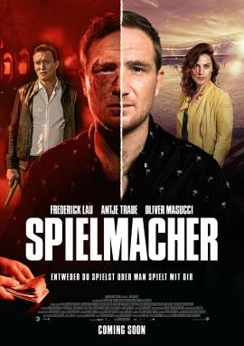 """Das Hauptplakat von """"Spielmacher"""" (© Warner Bros)"""
