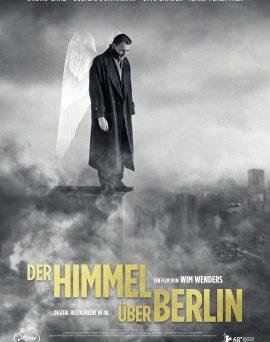 """Das Plakat von """"Der Himmel über Berlin"""" (© StudioCanal)"""