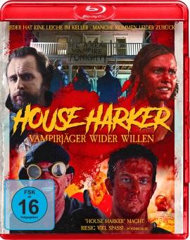 """Das Blu-ray-Cover von """"House Harker"""" (© OFDb Filmworks)"""