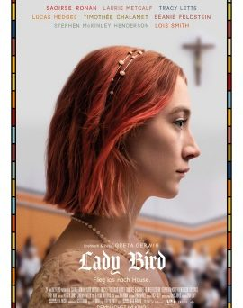 "Das Hauptplakat von ""Lady Bird"" (© Universal Pictures International)"
