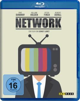 "Das Blu-ray-Cover von ""Network"" (© StudioCanal)"