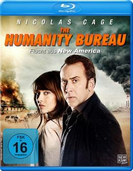 "Das Blu-ray-Cover von ""The Humanity Bureau"" (© KSM FIlm)"