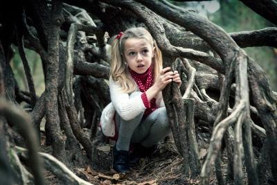 Tochter Romy verhält sich zuletzt sehr merkwürdig (© Pandastorm Pictures)