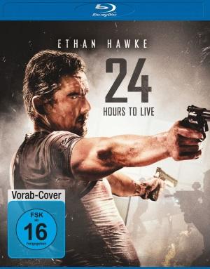 "Das Blu-ray-Cover von ""24 Hours To Live"" (© Square One/Universum)"