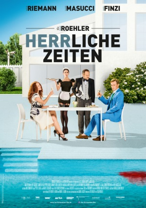 """Das Hauptplakat von """"HERRliche Zeiten"""" (© 2018 Concorde Filmverleih GmbH)"""
