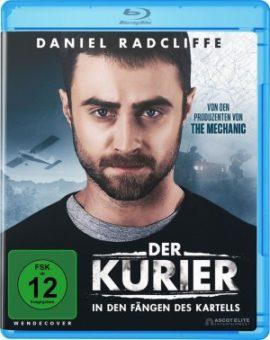 """Das Blu-ray-Cover von """"Der Kurier"""" (© Ascot Elite)"""