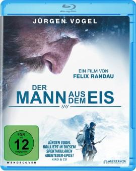 """Das Blu-ray-Cover von """"Der Mann aus dem Eis"""" (© Ascot Elite)"""
