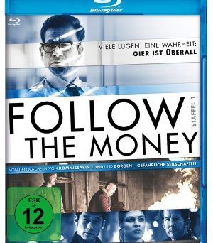 "Das Blu-ray-Cover von ""Follow The Money Staffel 1"" (© Edel:motion)"