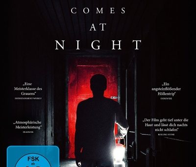 "Das Blu-ray-Cover von ""It Comes At Night"" (© Universum Film)"