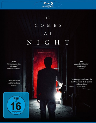 "Das Blu-ray-Cover von ""It Comes At Night"" (© Universum Film)"