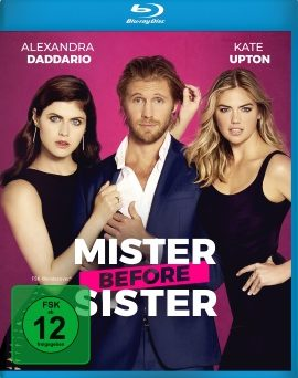 "Das Blu-ray-Cover von ""Mister Before Sister"" (© 2018 Capelight Pictures)"