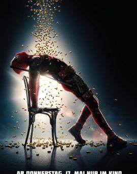 """Das Teaser-Plakat von """"Deadpool 2"""" (© 2018 Twentieth Century Fox)"""