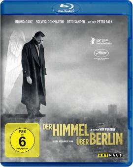 """Das Blu-ray-Cover von """"Der Himmel über Berlin"""" (© StudioCanal)"""