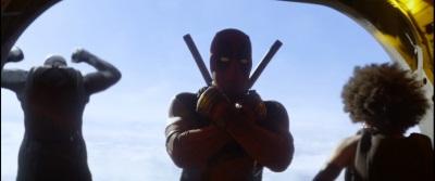 Deadpool hat neue Freunde (© 2018 Twentieth Century Fox)