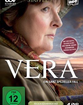 """Das DVD-Cover von """"Vera – Ein ganz spezieller Fall Staffel 7"""" (© Edel:motion)"""
