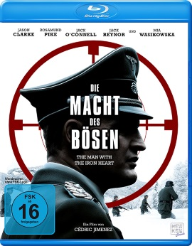 "Das Blu-ray-Cover von ""Die Macht des Bösen – The Man With The Iron Heart"" (© 2018 KSM Film)"