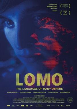 "Das Hauptplakat von ""Lomo – The Language Of Many Others"" (© Farbfilm Verleih)"