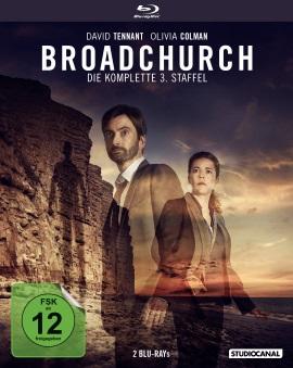"Das Blu-ray-Cover von ""Broadchurch Staffel 3"" (© StudioCanal)"