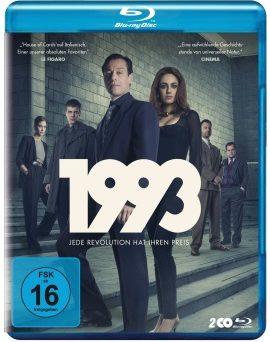 """Das Blu-ray-Cover von """"1993 - Jede Revolution hat ihren Preis"""" (© Polyband)"""