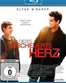 """Das Blu-ray-Cover von """"Dieses bescheuerte Herz"""" (© Constantin Film)"""