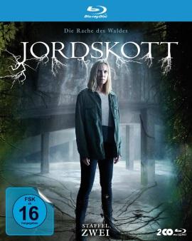 """Das Blu-ray-Cover von """"Jordskott – Die Rache des Waldes – Staffel 2"""" (© Polyband)"""