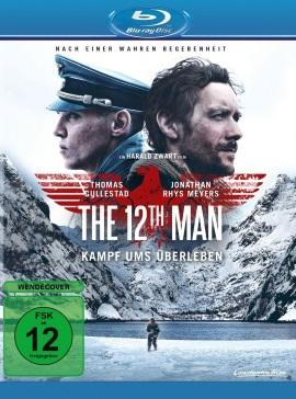 """Das Blu-ray-Cover von """"The 12th Man - Kampf ums Überleben"""" (© Constantin Film)"""