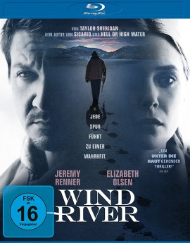 "Das Blu-ray-Cover von ""Wind River"" (© Wild Bunch Germany)"
