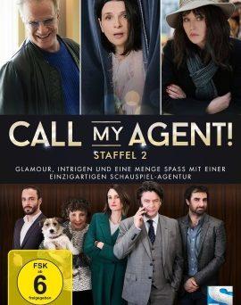 """Das DVD-Cover von """"Call My Agent Staffel 2"""" (© edel:motion)"""