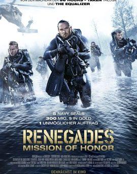 """Das Hauptplakat von """"Renegades - Mission Of Honor"""" (© Universum Film)"""